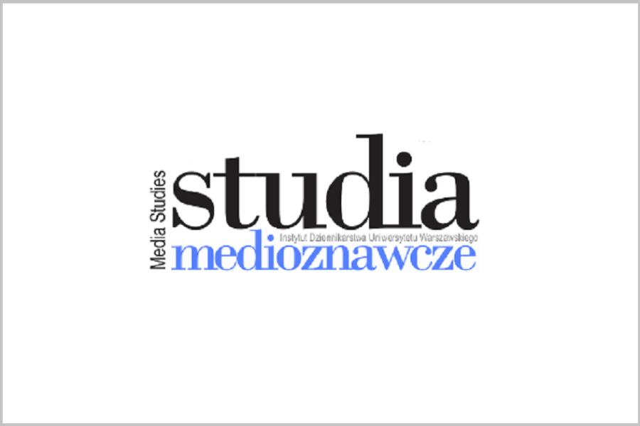 Sesja naukowa pt. media i kryzys 21.04